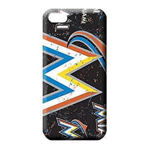 iphone 6plus 6p High Anti-scratch trendy phone carrying cover skin miami marlins mlb baseball