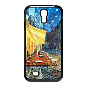 J-LV-F Customized Oil painting Pattern Protective Case Cover Skin for Samsung Galaxy S4 I9500