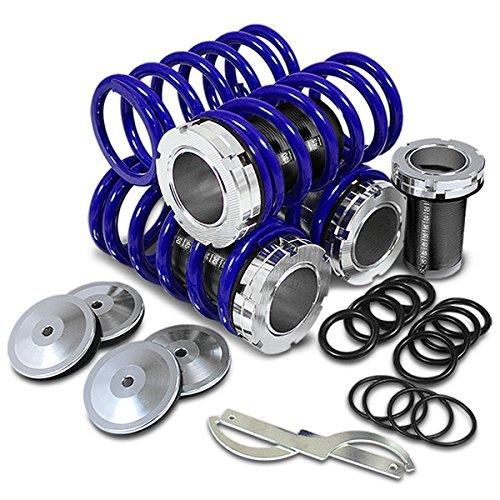 - DNA Motoring COILMM90SBLBK Coilover Sleeve Kit [For 90-97 Mazda Miata MX-5 Naturally Aspirated]