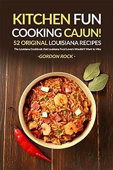 Kitchen Fun Original Louisiana Cookbook ebook