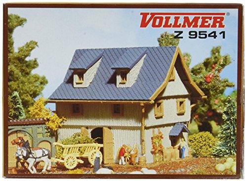 Vollmer 49541 Barn Z Scale Model Structure
