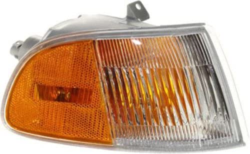 DAT AUTO PARTS Front Signal Marker Light Assembly Replacement for 92-95 Honda Civic for Coupe and Hatchback Models Corner of Fender Right Passenger Side HO2531115