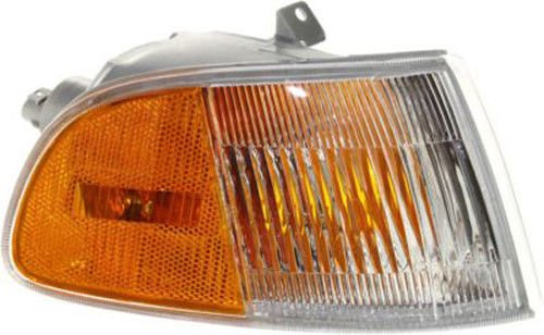 DAT AUTO PARTS Front Signal Marker Light Assembly Replacement for 92-95 Honda Civic for Coupe and Hatchback Models Corner of Fender Right Passenger Side HO2531115 ()