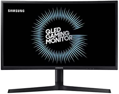 "Samsung 27"" CFG73 FHD 1ms(MPRT) 144Hz FreeSync HDMI+DP Quantum Dot %125 sRGB VA Kavisli Gaming Monitör"