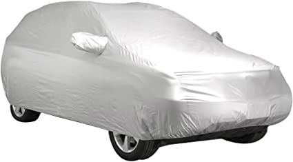 Full Car Cover UV Snow Dust Protection Outdoor Indoor Breathable Large Size New