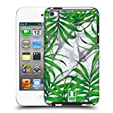Head Case Designs Palm Leaves Tropical Marble Prints Hard Back Case for Apple