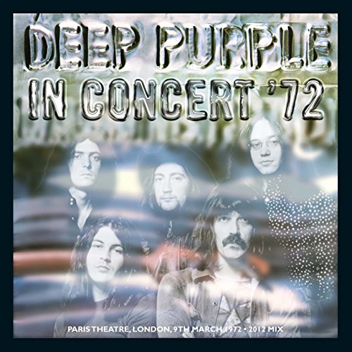 CD : Deep Purple - In Concert 72 (CD)