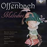 Offenbach : Mélodies. Sarkissian, Crouet, Propper, Milkis, Arakelyan.