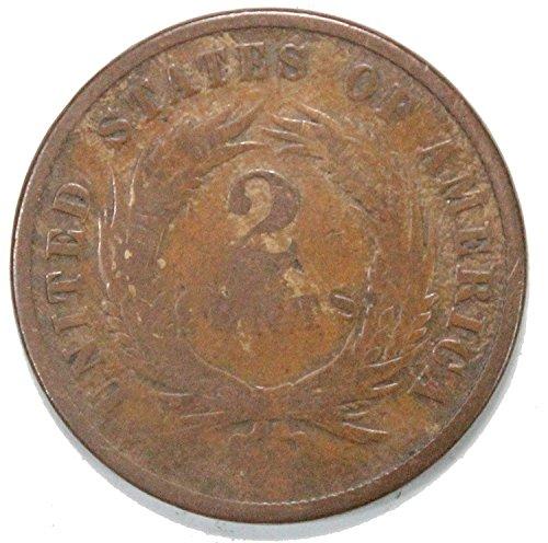 1864-1869 Shield 2 Cent Piece ()