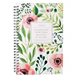 """""""Beautiful in its Time"""" Printed PVC Cover Wirebound Journal / Notebook - Ecclesiastes 3:11"""