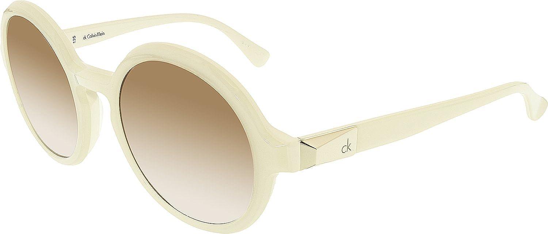 Amazon.com: Calvin Klein Ronda de la mujer – Gafas de sol ...