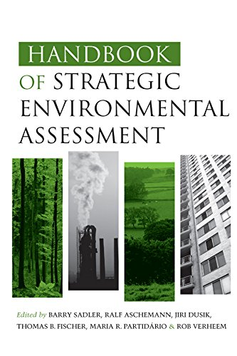 Handbook of Strategic Environmental Assessment Pdf