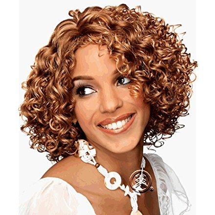 (Zury Q Lace Weave Oprah Human Hair Blend Color:)