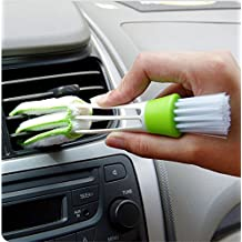 Puraid(TM) Universal Clean Brushes keyboard car air-condition computer outlet venetian window cleaning brush tools multi-purpose dust 2016