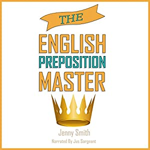 The English Preposition Master Audiobook