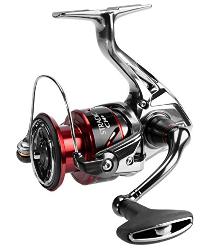 (Shimano Stradic Ci4+ 2500 FB HG Spinning Fishing Reel With Front Drag, STCI42500HGFB)