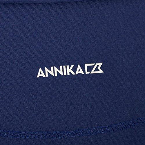 Annika - Camisa deportiva - para mujer Blue Depth