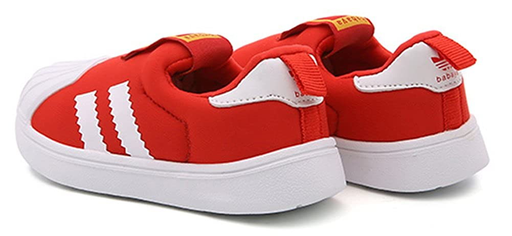 InStar Kids Fashion Slip On Light Weight Sneakers Shoes