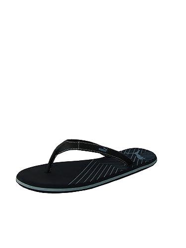 95e758ca20fd9e Puma Men s Webster Ind. Peacoat and Cool Blue Hawaii Thong Sandals - 9 UK