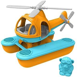 Green Toys Seacopter, Orange