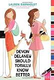Devon Delaney Should Totally Know Better (mix)