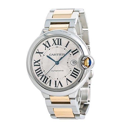 - Cartier Ballon Bleu Automatic-self-Wind Male Watch W69009Z3 (Certified Pre-Owned)