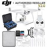 DJI Phantom 4 Pro V2.0/Version 2.0 Quadcopter Premium Essential Bundle
