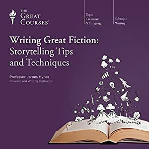 Writing Great Fiction: Storytelling Tips and Techniques Vortrag