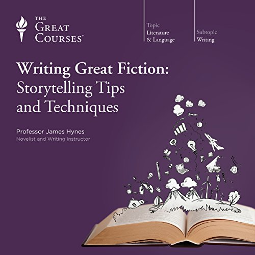 Writing Great Fiction: Storytelling Tips and (Great Audio)