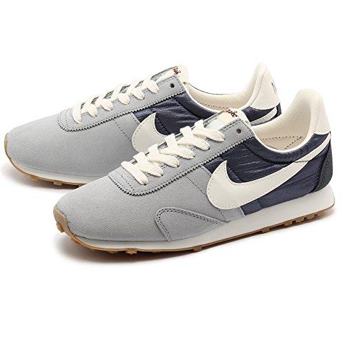 Nike Donne Pre Montreal Scarpe Da Tennis Rcr Vntg Lt Mgnt Grigio / Vela