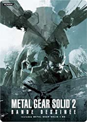 METAL GEAR SOLID 2 BANDE DESSINÉE