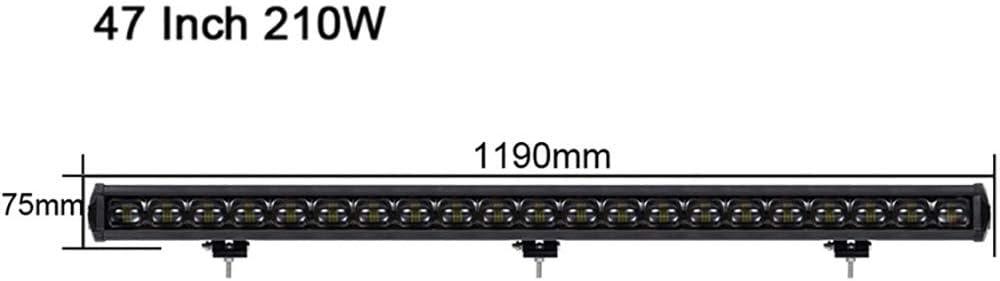 Color : 27in 120W GaLon New 6D LED Light Bar Driving Lights Single Row Flood Beam for Car Boat Truck Offroad Vehicle Work Light Waterproof IP68 Fog Lights Headlights DC9-30V