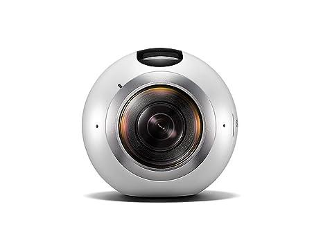 Afholte Samsung SM-C200NZ Gear 360 VR-Kamera weiß: Amazon.de: Kamera DT-25