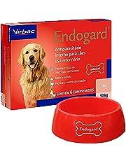 Vermifugo Endogard 30 Kg 6 Comp + Brinde