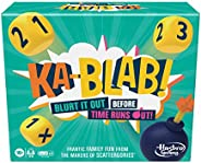 Ka-Blab! Game for Families, Teens and Kids Ages 10 and Up, Family-Friendly Party Game for 2-6 Players, from Th