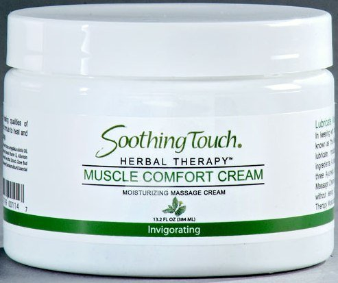 Apaisant Herbal tactile Muscle Therapy Crème Confort 13.2 oz