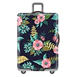Luggage Cover Travel Suitcase Protector Elastic Dust proof Bag Protective Trolley Suitcase (6, L:26~28 Inch)