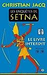 Les enquêtes de Setna, tome 2 : Le livre interdit par Jacq