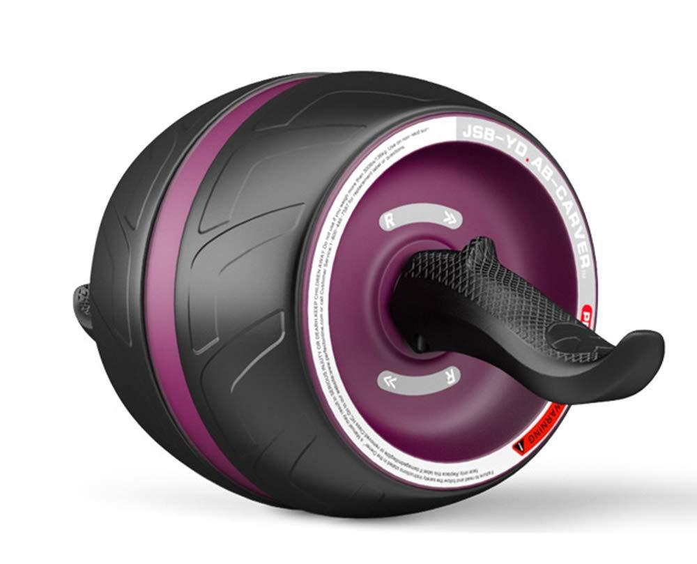 Brmind-Abdominal muscle wheel Rebounding Bauchmuskel Rad Heim Fitness Bauchmuskel Rad