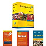 Rosetta Stone German Language Learning Bundle