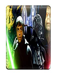 New Diy Design Star Wars Return Jedi For Ipad Air Cases Comfortable For Lovers And Friends For Christmas Gifts