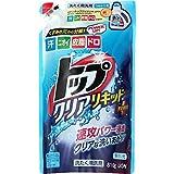 【まとめ買い】トップ クリアリキッド 洗濯洗剤 液体 詰替 810g【×6個】