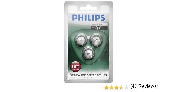 Philips - Conjunto Cortante Hq6, Para Afeitadora (Blister 3 Ud ...