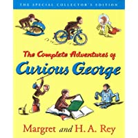The Complete Adventures of Curious George Kindle Edition Deals