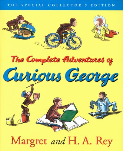 - The Complete Adventures of Curious George
