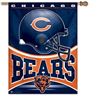 Wincraft NFL Chicago Bears 27 by 37-Inch Vertical Flag