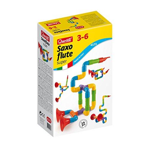 Quercetti Super Saxoflute Customizable Musical - Instrument Horns Musical