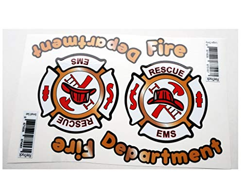 The Toy Restore Firetruck Logo only x2
