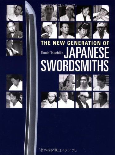 The New Generation of Japanese Swordsmiths by Kodansha USA