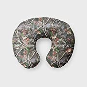 Camo Nursing Pillow Cover -Nursing Pillow Cover in Realtree Camo - camouflage by The Woodland Baby Co. - Handmade in the USA